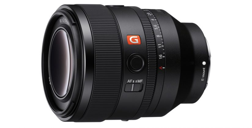 Image of the Sony FE 50mm F1.2 G Master