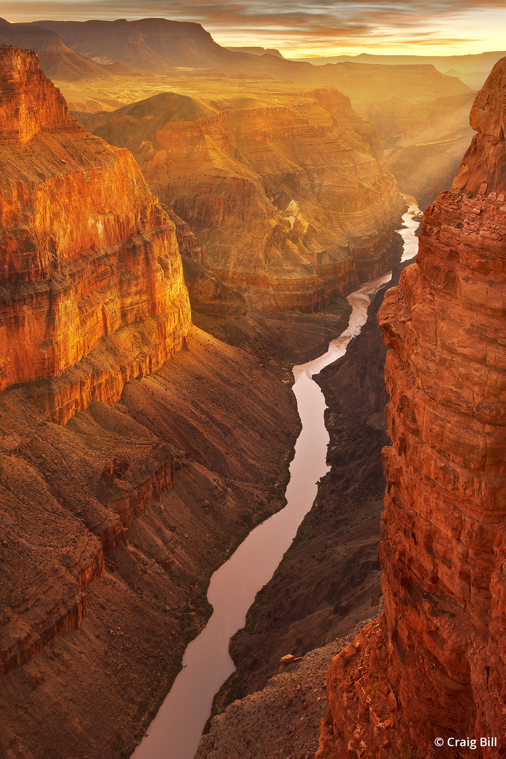 Photo taken at Toroweap Overlook, Grand Canyon