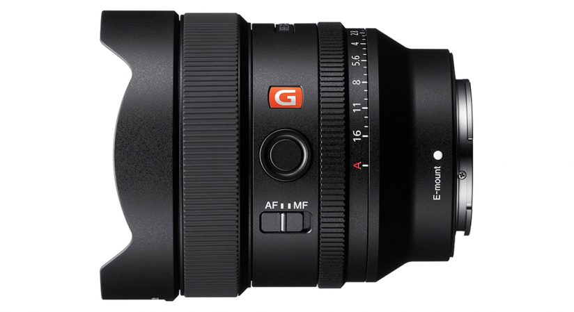 Sony Introduces 14mm F1.8 G Master