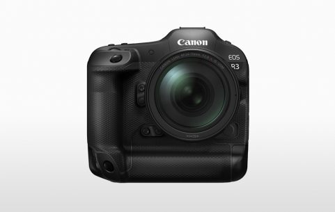 Image of the Canon EOS R3
