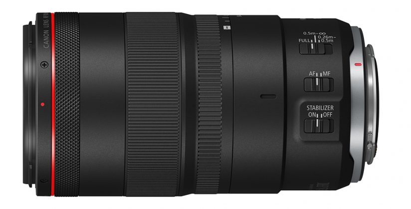 Image of the Canon RF100mm F2.8 L Macro IS USM