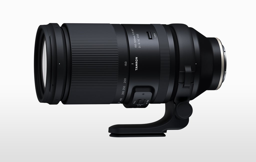Image of the Tamron 150-500mm F/5-6.7 Di III VC VXD (Model A057)
