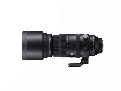 Image of the Sigma 150-600mm