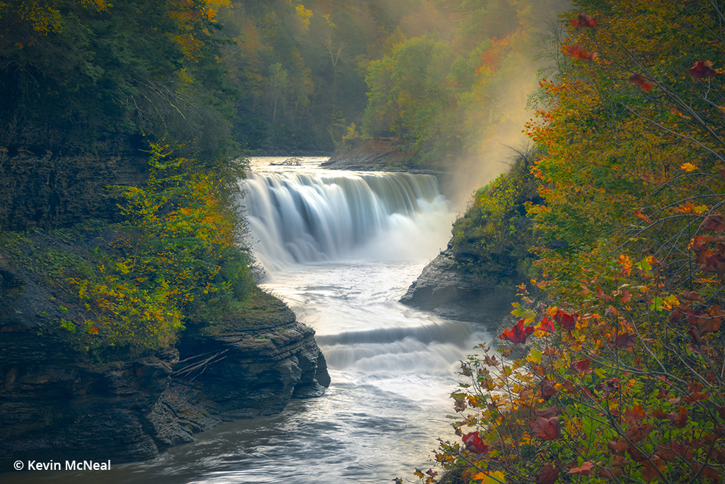 Fall photography in upstate New York