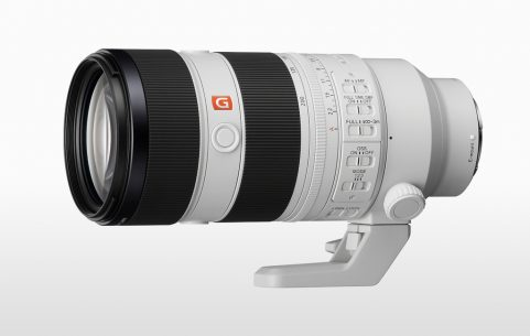Product image of the Sony FE 70-200mm F2.8 GM OSS II