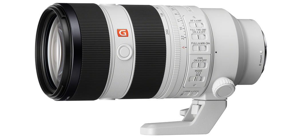 """Sony Introduces FE 70-200mm F2.8 GM OSS II, First """"Mark II"""" G Master - OverStockPhoto"""