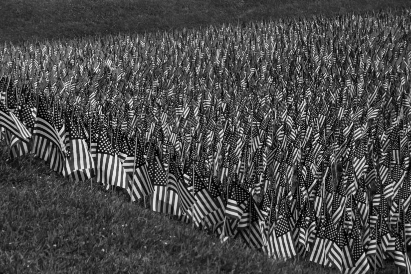 11,000 Flags to Commemorate Fallen Louisiana Soldiers