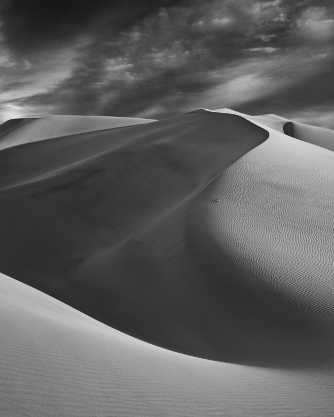 Death Valley Dunes…