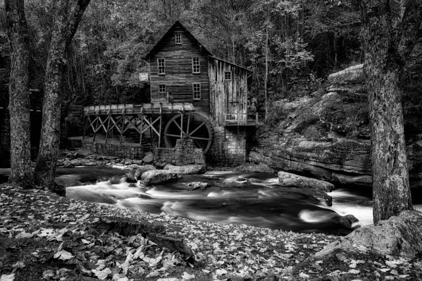 Mill by the River
