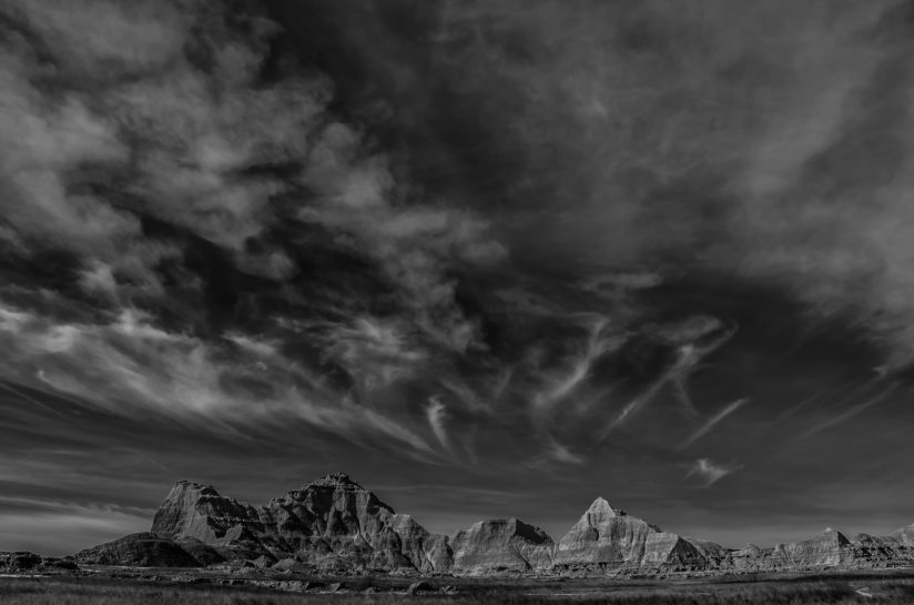Land & Sky Formations