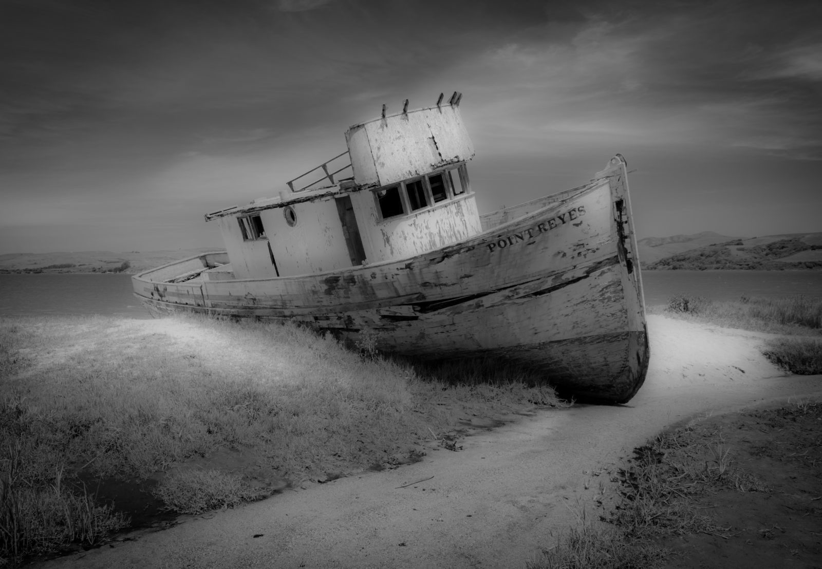 The Wreck of the Point Reyes
