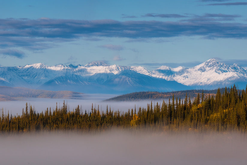 Tanana River Valley