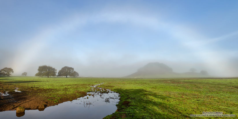 Chileno Fog Bow