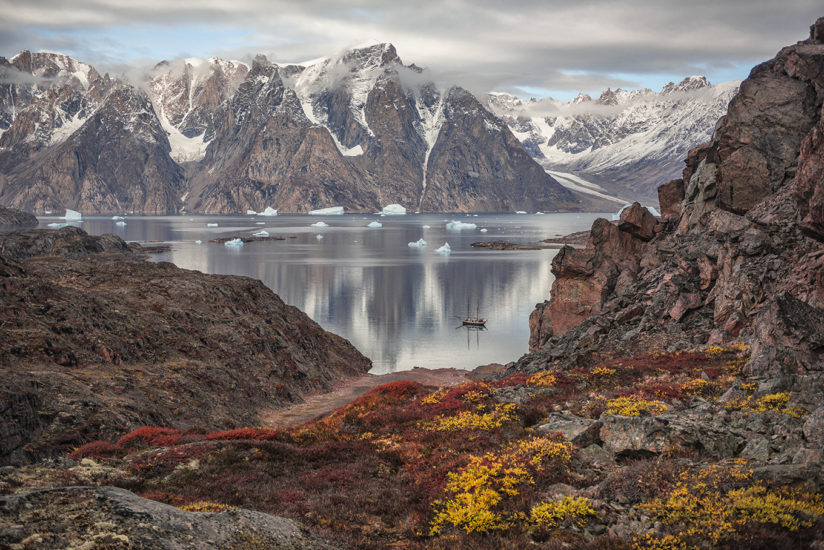 Autumn in Greenland