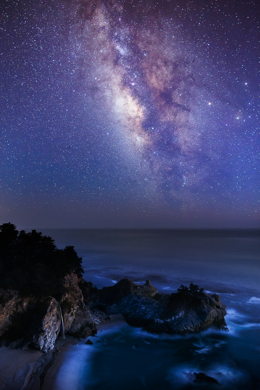 McWay and Milky Way