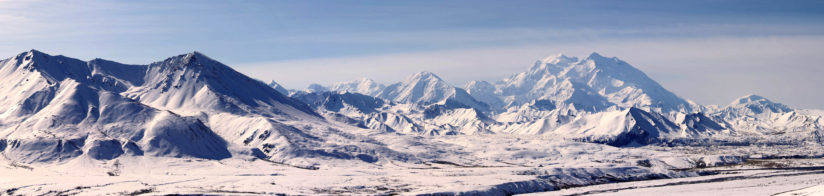 Mount Denali and the Alaska Range