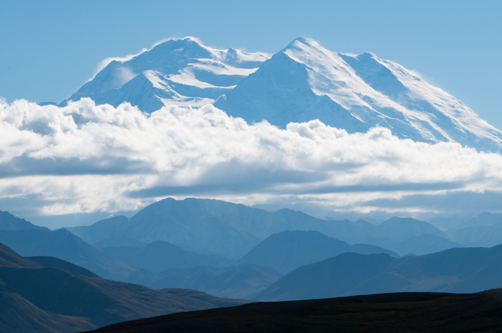 North Face of Denali