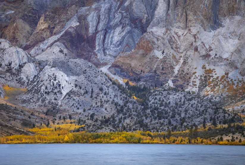 Convict Lake in Fall