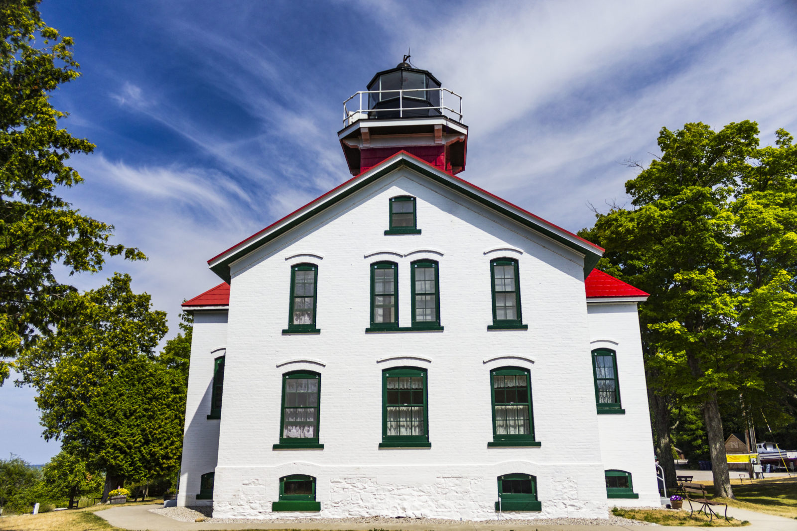 Northport Michigan Lighthouse