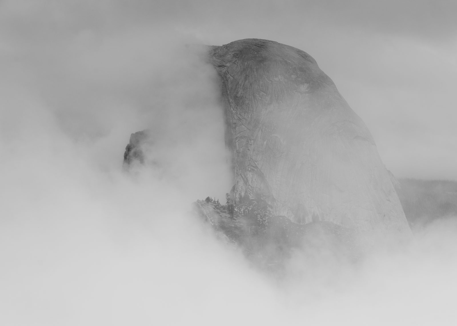 Half Dome Obfuscated