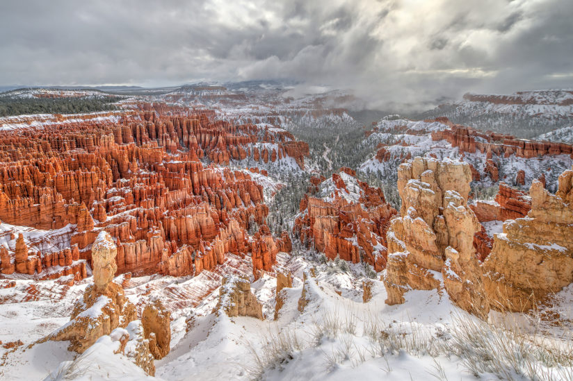 Bryce in Snow