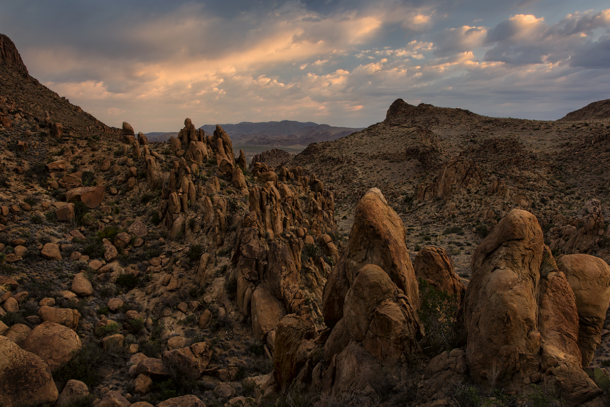 Grapevine Hills, Big Bend National Park, Texas