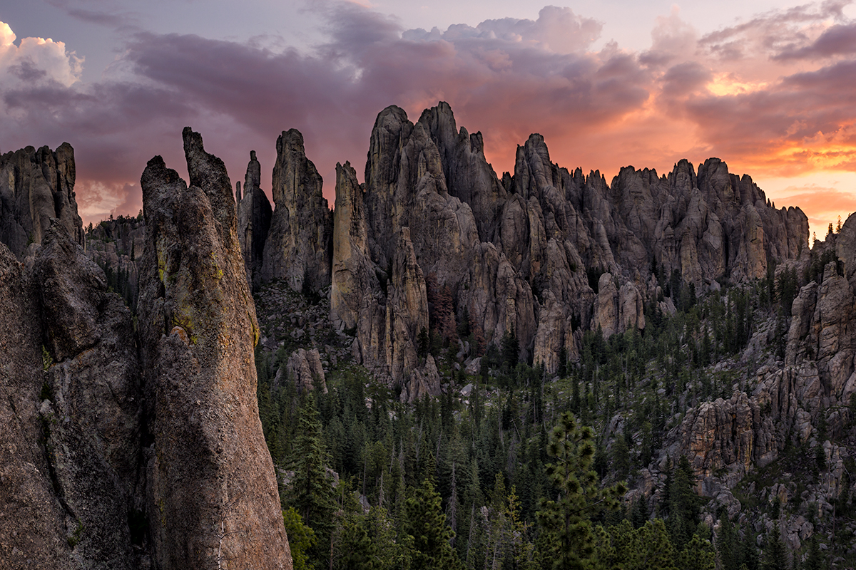 The Needles, Custer State Park, South Dakota