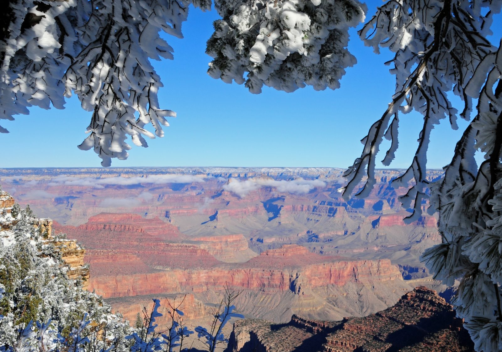 Grand Canyon – Framed