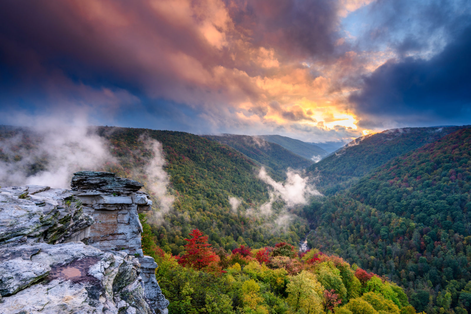 """""""Heaven's Gate""""  (Lindy Point)"""