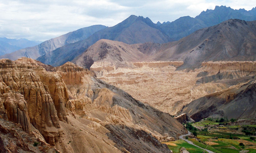 THE MOONLAND IN LADAKH