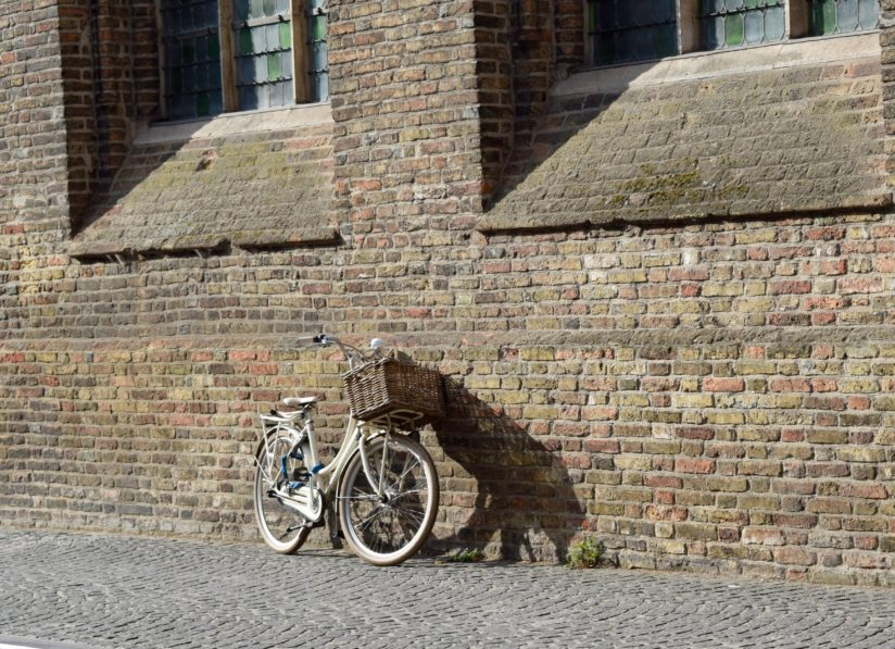 Lone bicycle