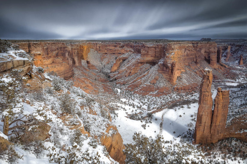 Winter Canyon de Chelly