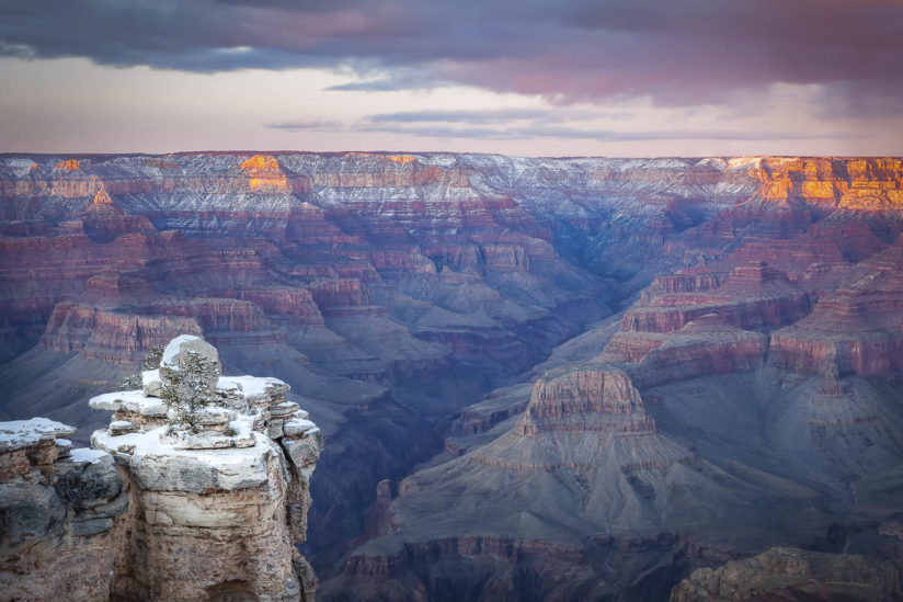 Grand Canyon Winter 2016