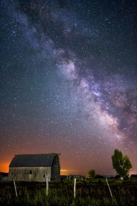 Bear Lake Barn
