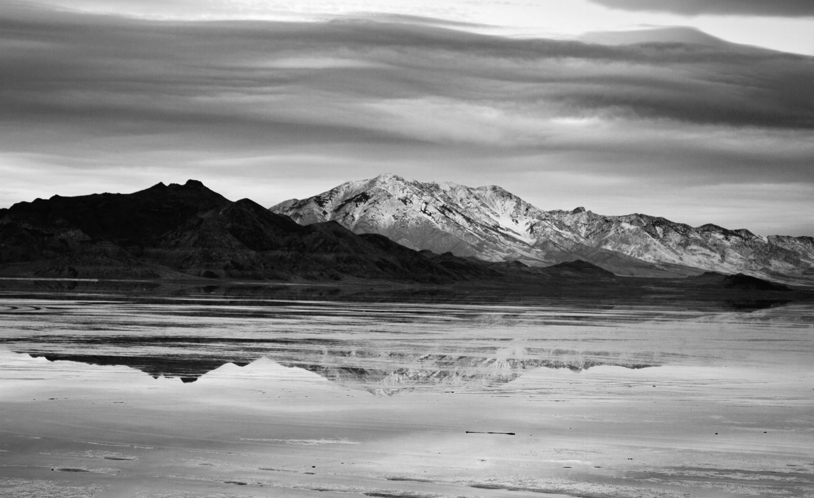 Silver Mountain Reflections