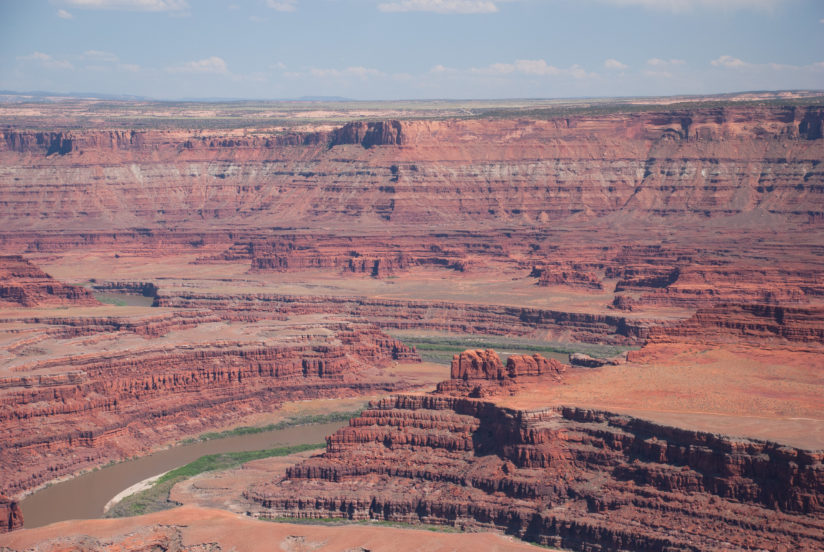 Canyonlands in Summer