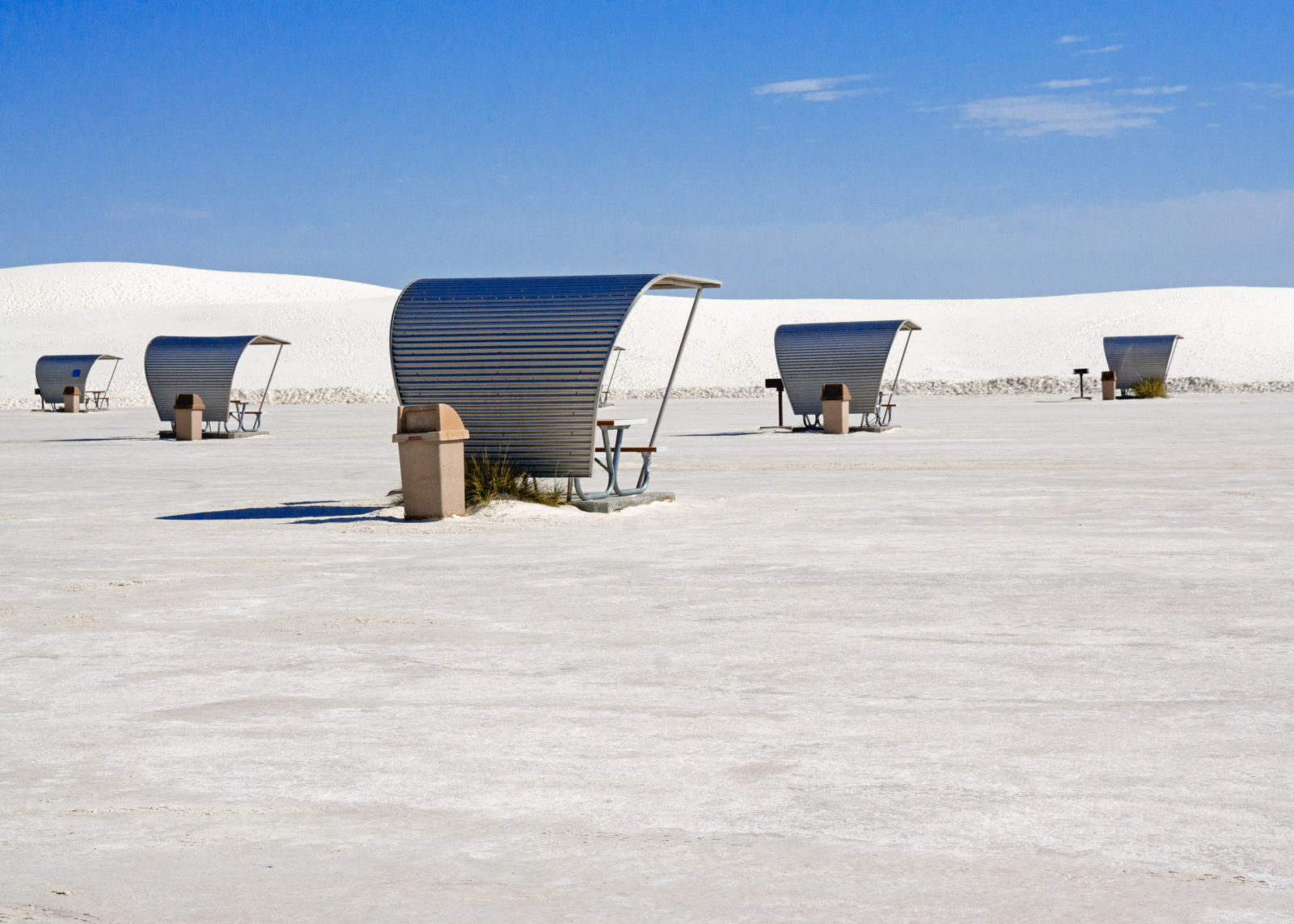 White Sands Style Pinic