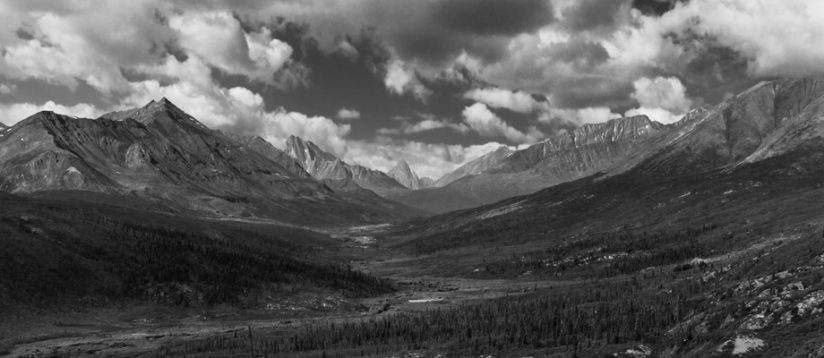 North Klondike River Valley