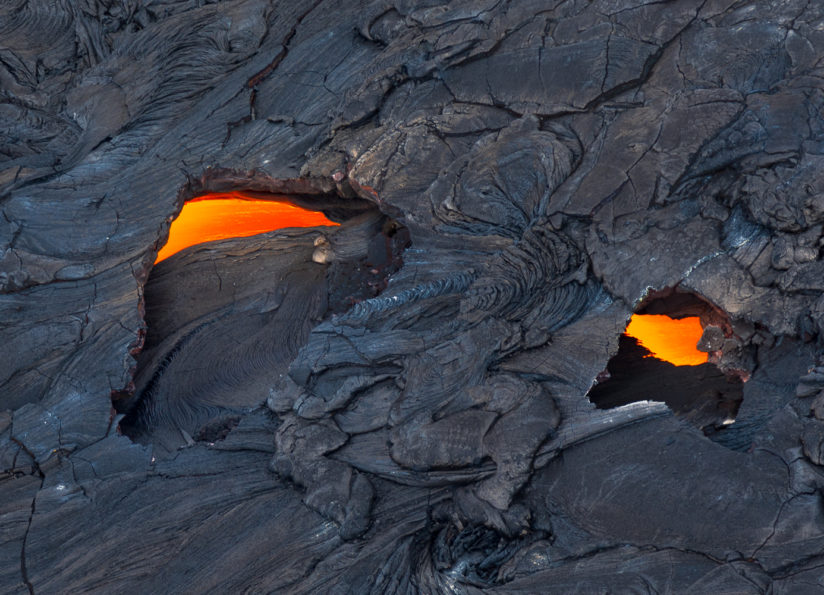 Eyes of a Volcano