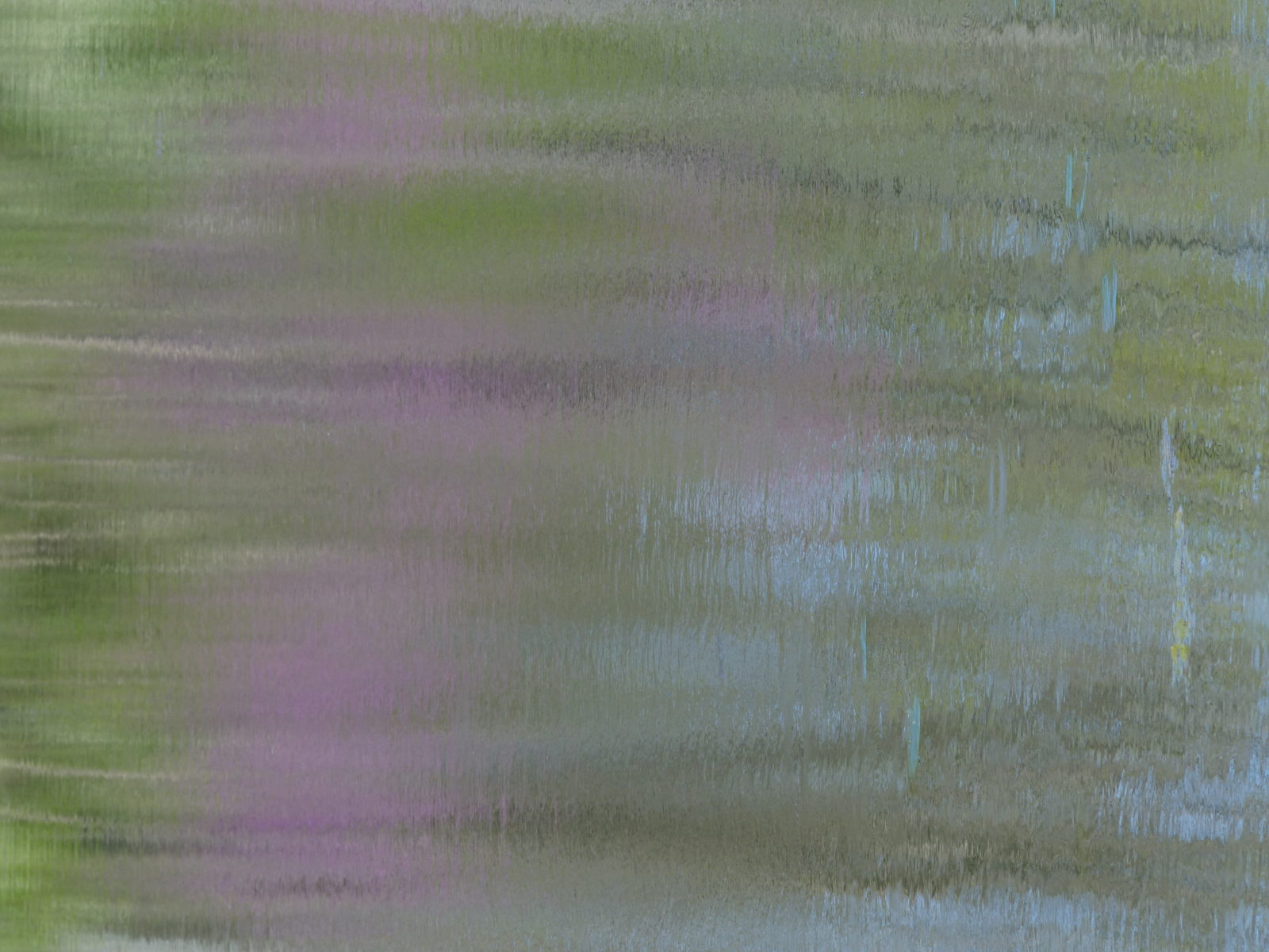 Impressionistic Spring Reflections