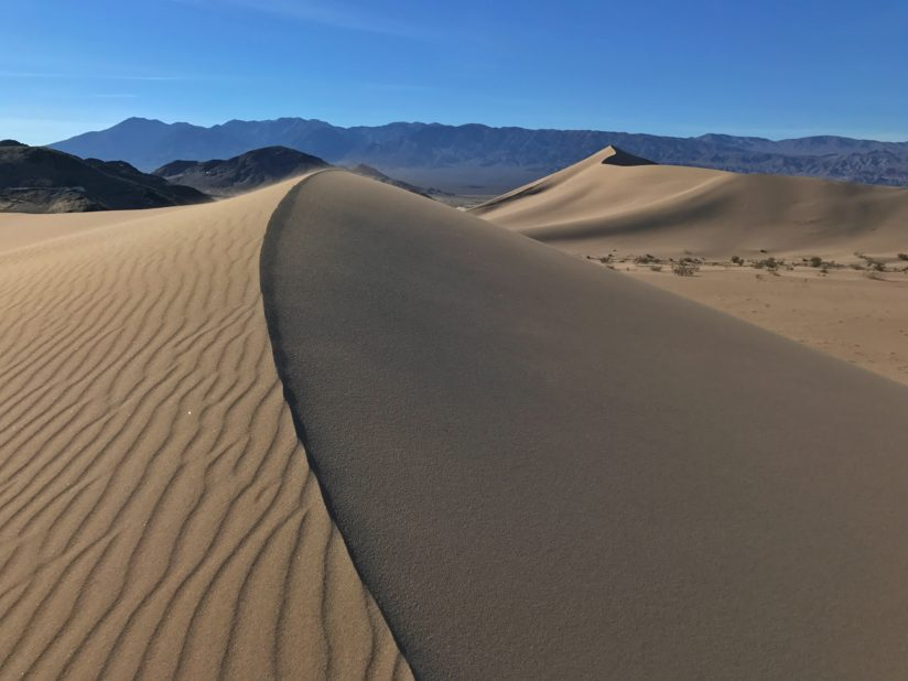 Death Valley's Other Dunes