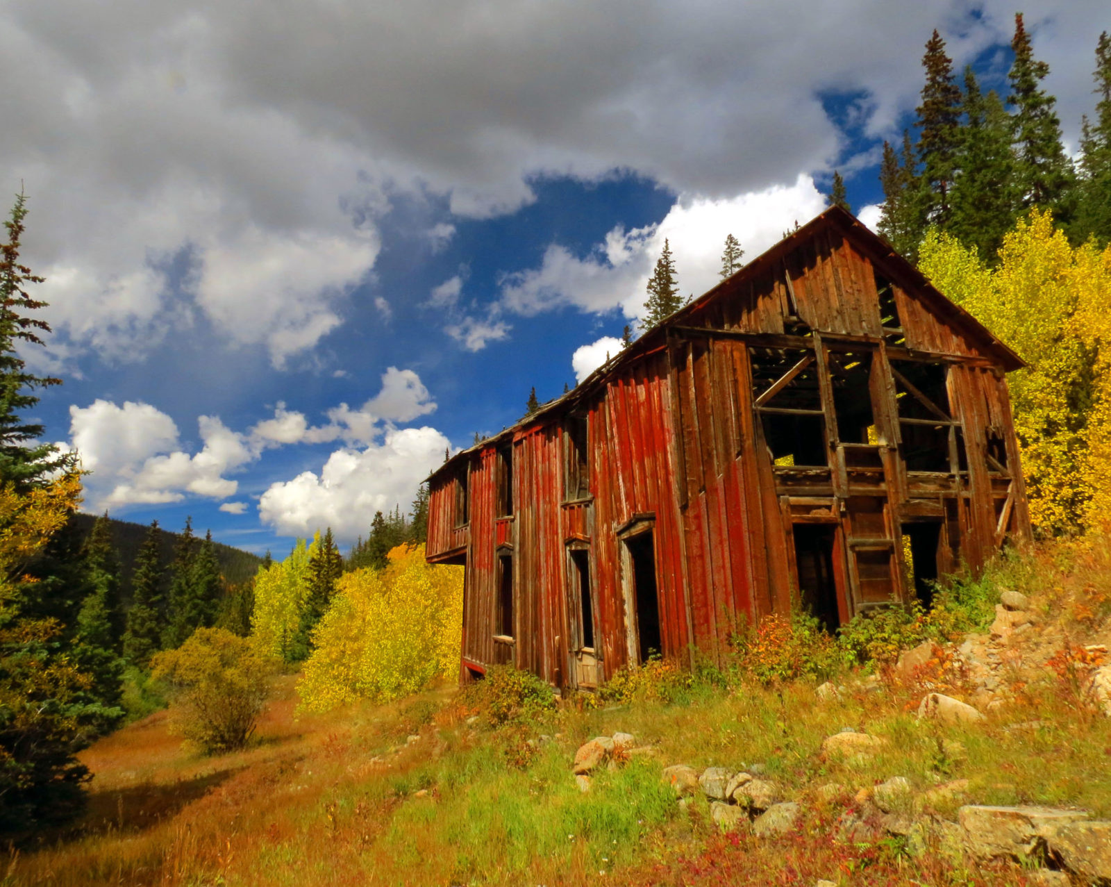 Miners' Bunkhouse