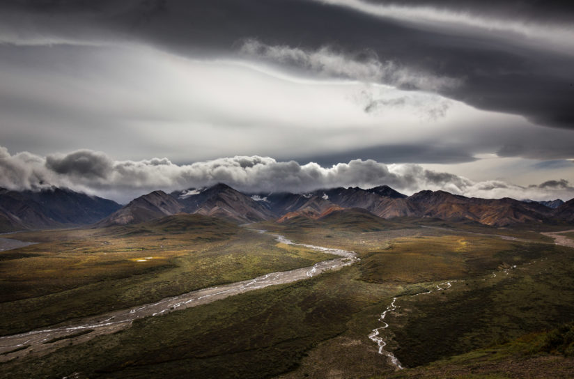 Polychrome Overlook, Denali National Park