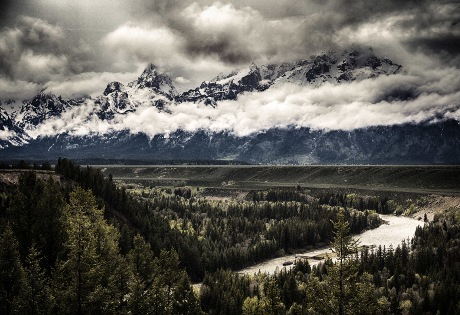 These Tetons