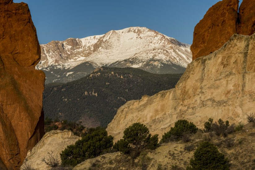 Pikes Peak ready for its closeup