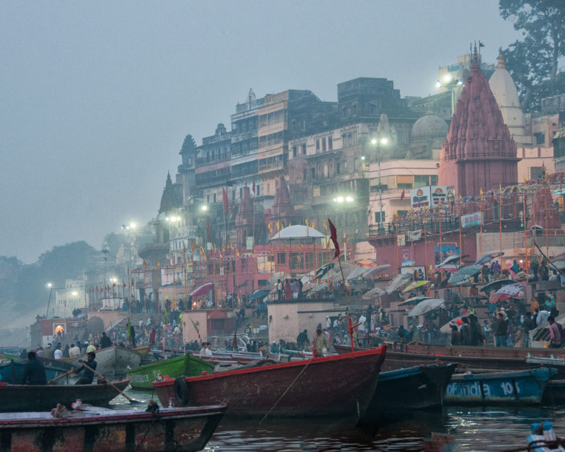 The Magic of Varanasi.