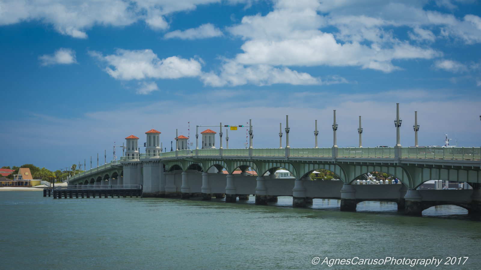 Bridge of Lions on Matanzas River