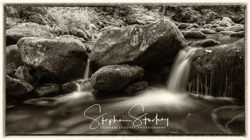Roaring Fork Stream – Great Smoky Mountains National park