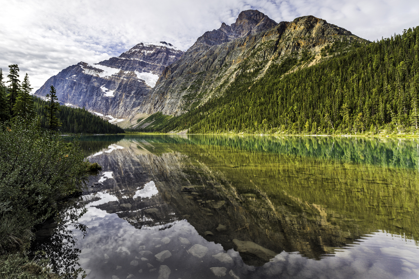 Lake Cavell Reflection