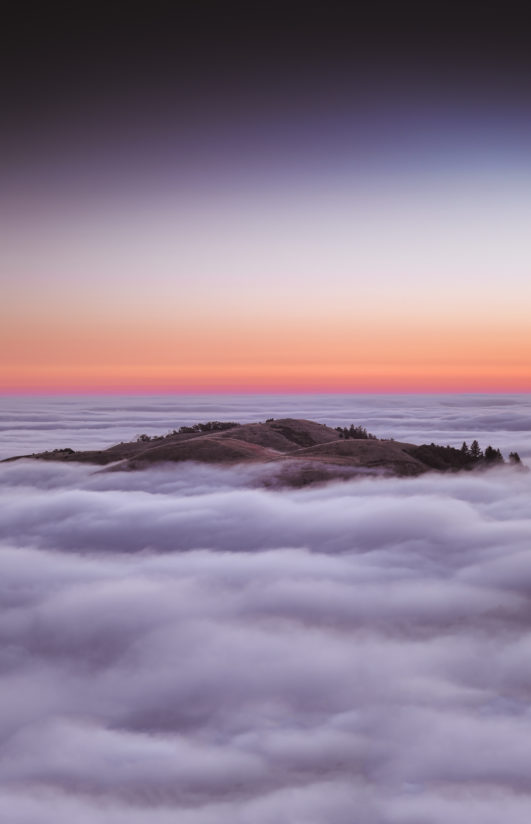 Island in the Clouds